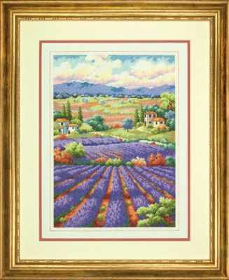 35299-70-DMS Fields of Lavender
