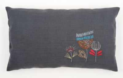 PN-0156665 Embroidery cushion (Vervaco)
