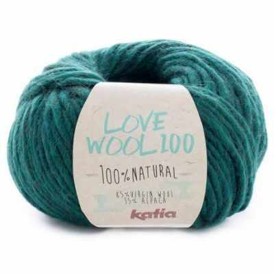 Пряжа Katia Love Wool Цвет.1098.211