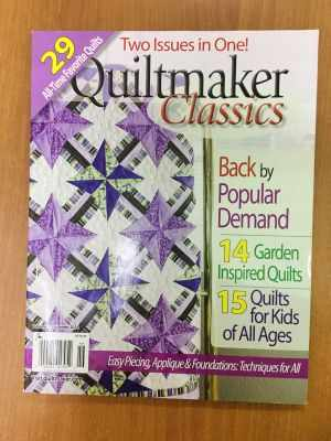 QM20614 Журнал Fons&Porter's Love of Quilting Quiltmakers Classics vol 2 Summer 2014