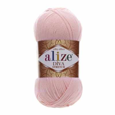 Пряжа Alize DIVA STRETCH Цвет.363