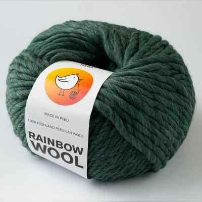 Пряжа RAINBOW BIRD RAINBOW WOOL Цвет.Stardust