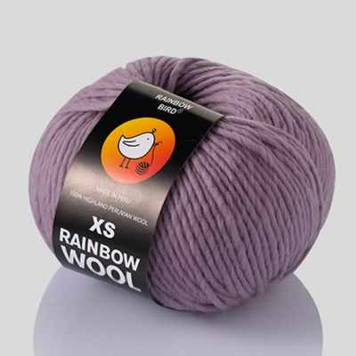 Пряжа RAINBOW BIRD XS RAINBOW WOOL Цвет.Nirvana